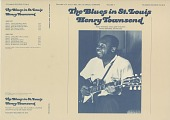 view The blues in St. Louis. Vol. 3 [sound recording] / Henry Townsend ; recorded by Samuel Charters digital asset number 1