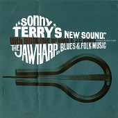 view Sonny Terry's New Sound [sound recording] : The Jawharp in Blues and Folk Music / with Brownie McGhee and J. C. Burris digital asset number 1