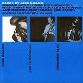view Blues by Jazz Gillum [sound recording] : singing and playing his harmonica with Arbee Stidham and Memphis Slim digital asset number 1