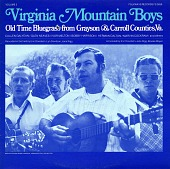 view Virginia Mountain Boys. Vol. 3 [sound recording] : old time bluegrass from Grayson and Carroll counties, Virginia digital asset number 1