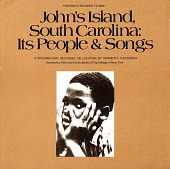 view John's Island, South Carolina [sound recording] : its people and songs / recorded on location by Henrietta Yurchenco digital asset number 1