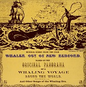 view Musical score from the film Whaler out of New Bedford [sound recording] : based on the original panorama of a whaling voyage round the world / sung by Ewan MacColl, A.L. Lloyd, Peggy Seeger digital asset number 1