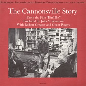 "view The Cannonsville story [sound recording] : from the film ""Kinfolks"" / produced by Jules V. Schwerin [et. al] digital asset number 1"