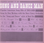 view Song and dance man [sound recording] : popular American song hits 1913-1928 / sung by Don Meehan ; with the Dave Carey Orchestra digital asset number 1
