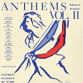 view Anthems of all nations. Vol. 2 [sound recording] / recordings compiled by Michael Schwartzman digital asset number 1