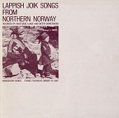 view Lappish Joik songs from Northern Norway [sound recording] / recorded by Wolfgang Laade and Dieter Christensen digital asset number 1