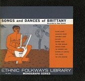 view Songs and dances of Brittany [sound recording] / recorded by Sam Gesser ; [performed by] Jacques Connan and family digital asset number 1