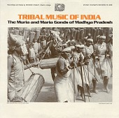 view Tribal music of India [sound recording] : the Muria and Maria Gonds of Madhya Pradesh / recordings and notes by Roderic Knight digital asset number 1