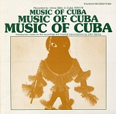 view Music of Cuba [sound recording] / recorded by Verna Gillis digital asset number 1