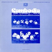 view Cambodia: traditional music. Vol. 1 [sound recording] : instrumental and vocal pieces / compiled and annotated by Chinary Ung digital asset number 1
