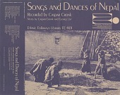 view Songs and dances of Nepal [sound recording] / recorded by Caspar Cronk digital asset number 1