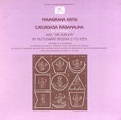 view Navagraha Kṛtis [sound recording] = the 9 planets : Cāturdas̓a Rāgamālika = the 14 Worlds : and Srī Gurunā / by Muttuswāmī Dīkṣitar ; recorded by Robert S. Gottlieb digital asset number 1