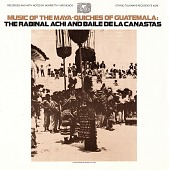 view Music of the Maya-Quiche of Guatemala [sound recording] : the Rabinal Achi and Baile de las Canastas / recorded by Henrietta Yurchenco digital asset number 1