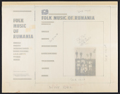 view Folk music of Rumania [sound recording] / collected and recorded in Rumania by Bela Bartok digital asset number 1