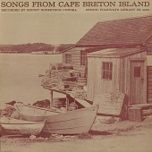 view Songs from Cape Breton Island [sound recording] / recorded by Sidney Robertson Cowell digital asset number 1