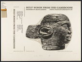 view Bulu songs from the Cameroons [sound recording] / recorded ... by Edwin Cozzens digital asset number 1