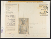 view Kurdish folk songs and dances [sound recording] / recorded by Ralph S. Solecki digital asset number 1
