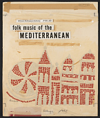 view Folk music of the Mediterranean [sound recording] / selected by Henry Cowell digital asset number 1
