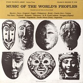 view Music of the world's peoples. Vol. 3 [sound recording] / compiled and edited by Dr. Henry Cowell digital asset number 1