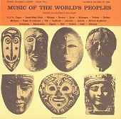 view Music of the world's peoples. Vol. 5 [sound recording] / selected by Henry Cowell digital asset number 1