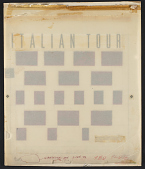 view Folk music from Italy [sound recording] / recorded by Walther Hennig digital asset number 1