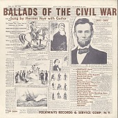 view Ballads of the Civil War, 1831-1865 [sound recording] / sung by Hermes Nye digital asset number 1