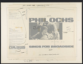 view Phil Ochs sings for Broadsides [sound recording] / produced by Paul Kaplan and Gordon [Friesen] digital asset number 1