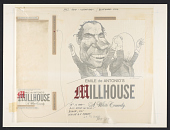 view Emile de Antonio's Millhouse [sound recording] : a white comedy: voice material from the film digital asset number 1