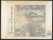 view The sounds of camp [sound recording] : a documentary study of a children's camp / recorded and edited by Ed Badeaux digital asset number 1