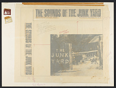 view The sounds of the junk yard [sound recording] / by Michael Siegel digital asset number 1
