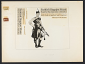 view Scottish bagpipe music [sound recording] / Pipe Major John A. MacLellan of the Seaforth Highlanders digital asset number 1