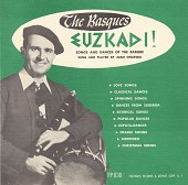 view Songs and dances of the Basque (Euzkadi) [sound recording] / sung by Juan On̋atibia with flute and drum digital asset number 1