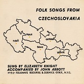 view Folk songs from Czechoslovakia [sound recording] / sung by Elizabeth Knight digital asset number 1