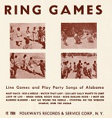 view Ring games from Alabama [sound recording] / recorded by Harold Courlander digital asset number 1