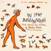 view In the beginning [sound recording] / by Sholem Asch ; narrated by Arna Bontemps digital asset number 1