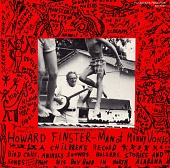 view Man of many voices [sound recording] : a children's record / Howard Finster digital asset number 1