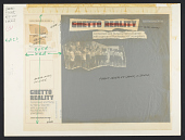 view Ghetto reality [sound recording] / composed and sung by Nancy Dupree and a group of Rochester, N.Y. youngsters digital asset number 1