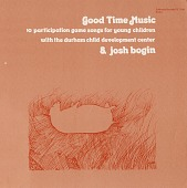 view Good time music. Vol. 1 [sound recording] / produced and conceived by Josh Bogin digital asset number 1