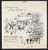 view American folk songs for Christmas [sound recording] digital asset number 1