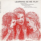 view Learn as we play [sound recording] : musical activities, rhythms, ring and singing games for exceptional children / selected and arranged by Winifred E. Stiles and David R. Ginglend digital asset number 1