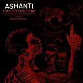 view Ashanti folk tales from Ghana [sound recording] : from The hat shaking dance and other tales from the Gold Coast / by Harold Courlander digital asset number 1