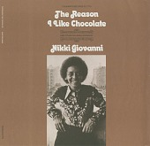 view The Reason I Like Chocolate [sound recording] : and other children poems / by Nikki Giovanni digital asset number 1