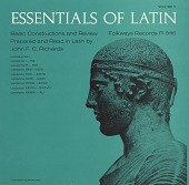 view Essentials of Latin, vol. 5 [sound recording] : basic constructions and review / prepared and read by John F. C. Richards digital asset number 1