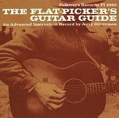 view The flat-picker's guitar guide [sound recording] : an advanced instruction record / by Jerry Silverman digital asset number 1
