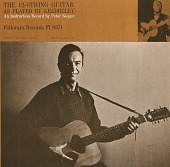 view The 12-string guitar as played by Leadbelly [sound recording] : an instruction record / by Peter Seeger digital asset number 1