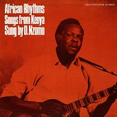 view African rhythms [sound recording] : songs from Kenya / sung by D. Nzomo digital asset number 1