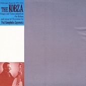 view The Kobza [sound recording] : songs and tunes played on the Kobza and sung in Ukrainian / by Paul Konoplenko digital asset number 1