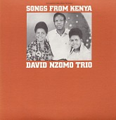 view Songs from Kenya [sound recording] / David Nzomo Trio digital asset number 1