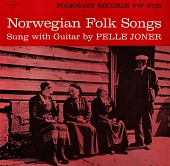 view Norwegian folk songs [sound recording] / sung with guitar by Pelle Joner digital asset number 1