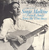 view Sonia Malkine sings French songs from the Provences [sic] [sound recording] digital asset number 1